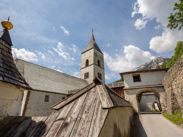 Kirche in Pürgg